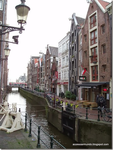 Amsterdam. Canales - PB090630