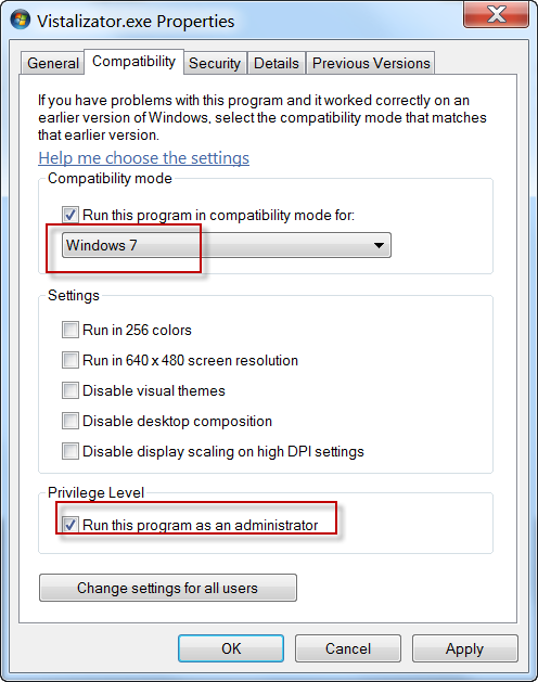 Love, day after tomorrow: How to Install Vistalizator on Windows 7 SP1
