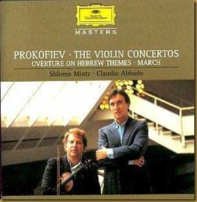 Prokofiev concierto violin 1 Mintz Abbado
