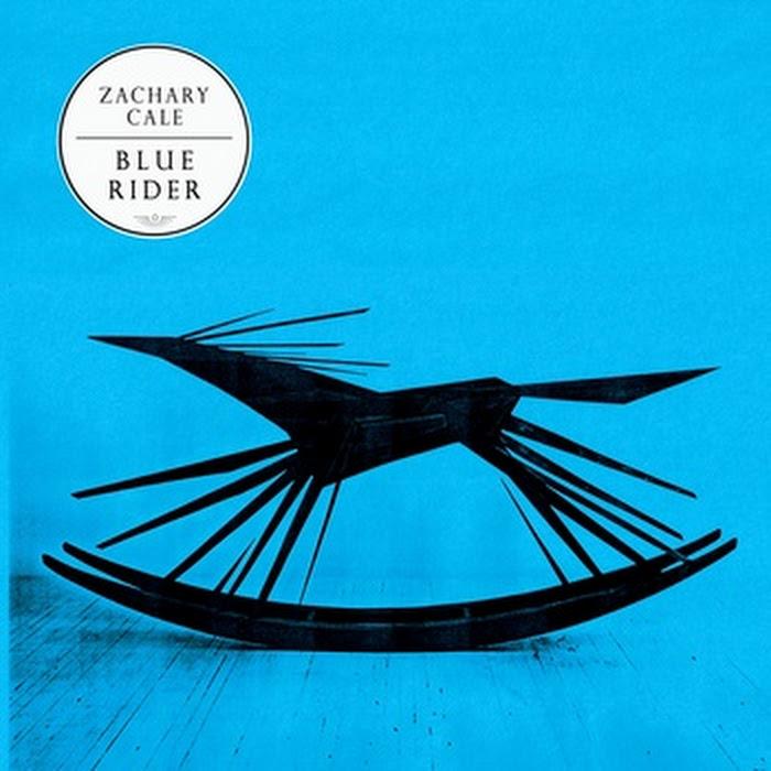 Zachary Cale – Blue Rider