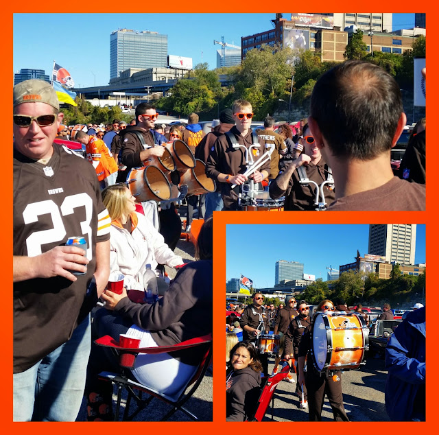 football, tailgating,cleveland