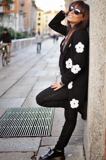 outfit, musta have 2013, coat a fiori, italian fashion bloggers, fashion bloggers, street style, zagufashion, valentina coco, i migliori fashion blogger italiani