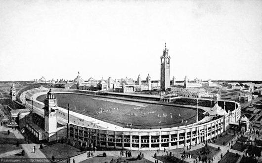 лондон 1908