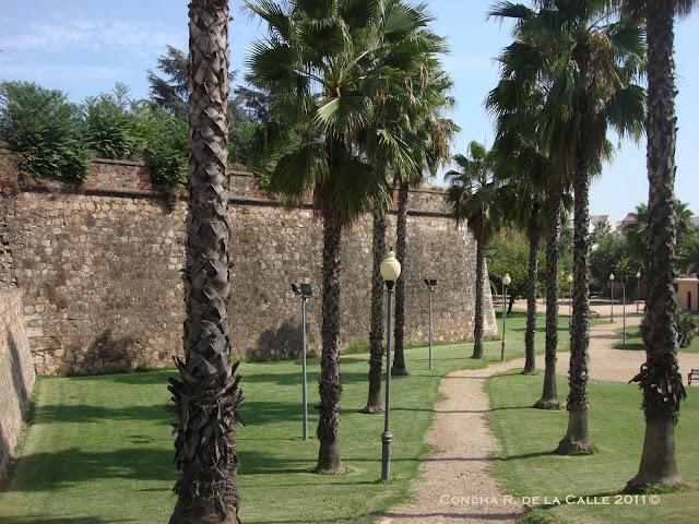 Badajoz - Parque de la Legión - Sepbre 2011 (3).JPG