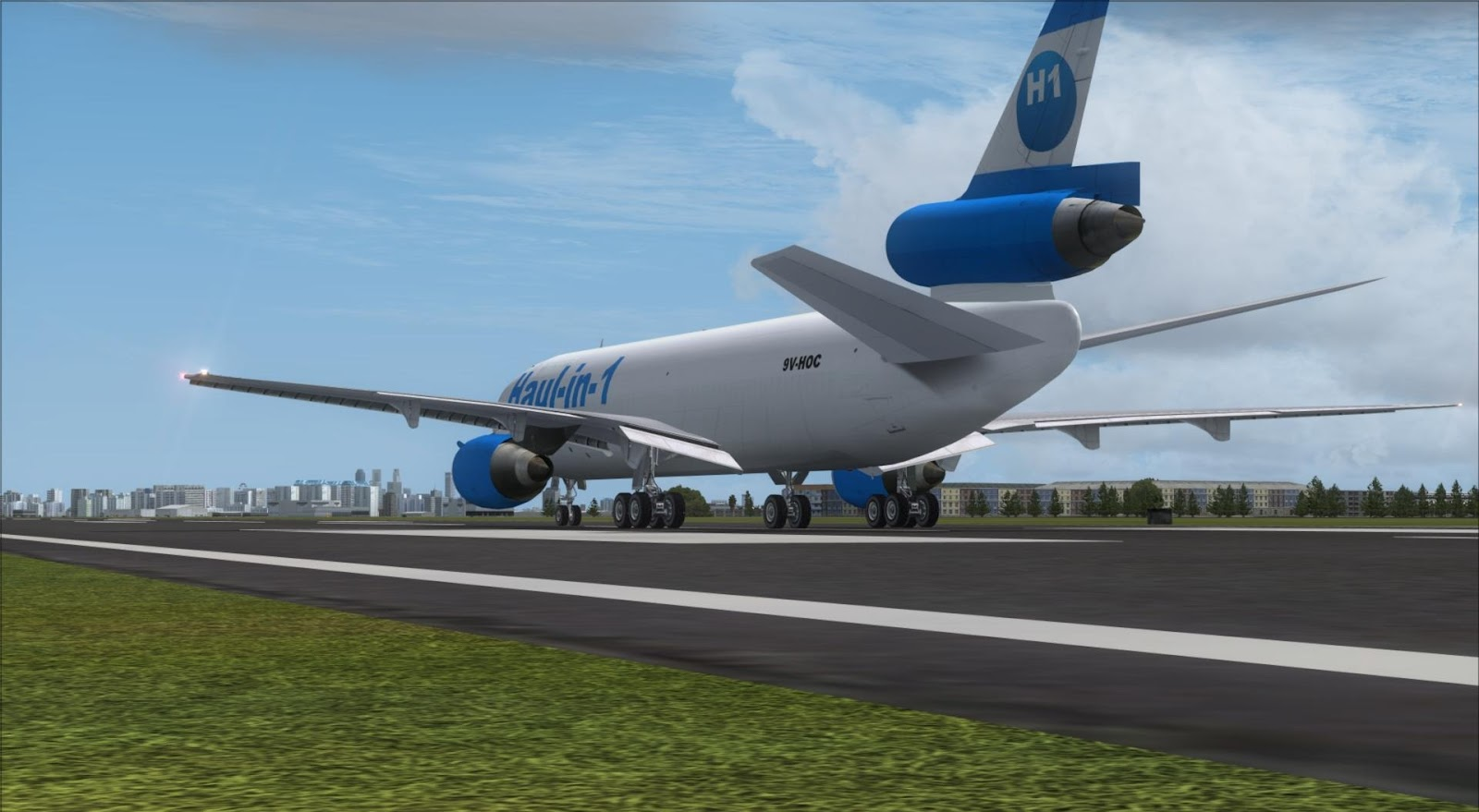 DC-10 for my Air Hauler company - Just Flight Forum