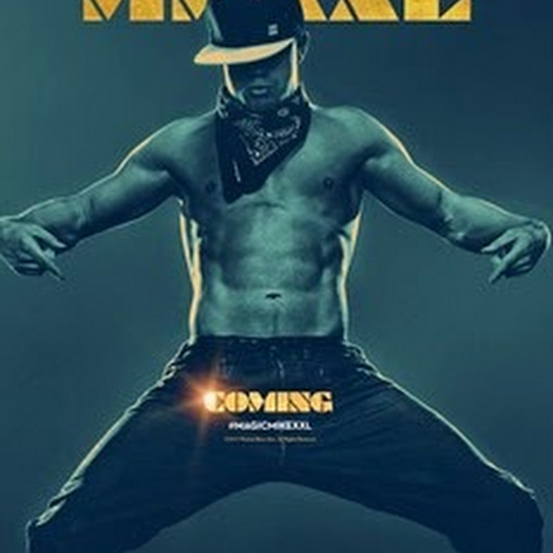 "Gyrate to First Trailer of ""Magic Mike XXL"""