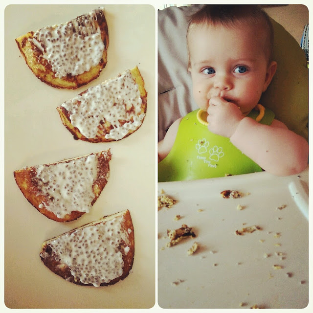 Baby Gags On Pureed Foods