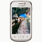 Samsung Galaxy Young S6310 White