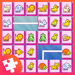 Onet Connect Kawaii Animal for PC and MAC