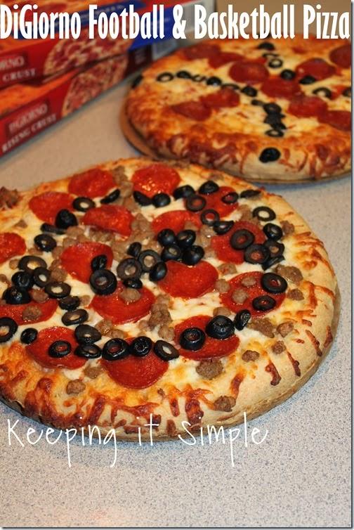 DiGiorno-basketball-and-football-pizza #shop