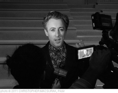 'Alan Cumming' photo (c) 2011, CHRISTOPHER MACSURAK - license: http://creativecommons.org/licenses/by/2.0/