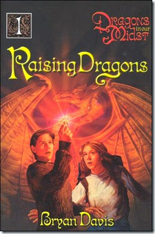 Raising Dragons Book Cover