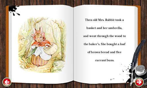 【免費書籍App】Tale of Peter Rabbit - FREE-APP點子