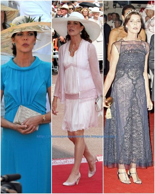 Princess Caroline Monaco Royal Wedding