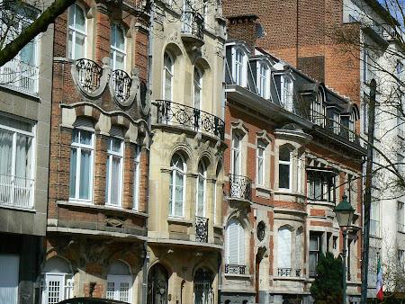 Cartierele luxoase din Bruxelles