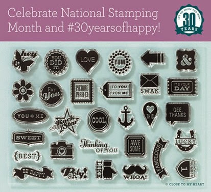 2014-09-cc-NSM-FREE stamp set with 30 order