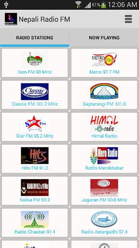 All Online Live Nepali Radio