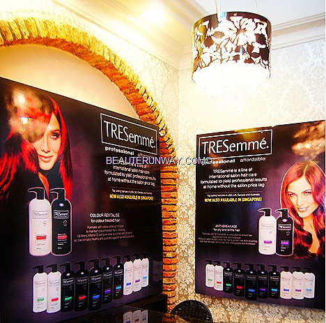 TRESemmé Singapore Professional Salon Quality Hair Care products