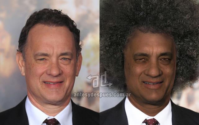 El lado oscuro de Tom Hanks - www.antesydespues.com.ar