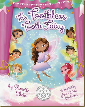 Toothless Tooth Fairy cover