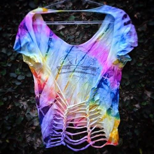 Ateliê Alêlier Rio - camiseta customizada
