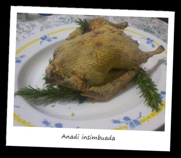 Fotografia della ricetta anadi insimbuada
