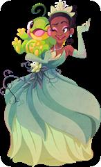 princess-tiana-politoad