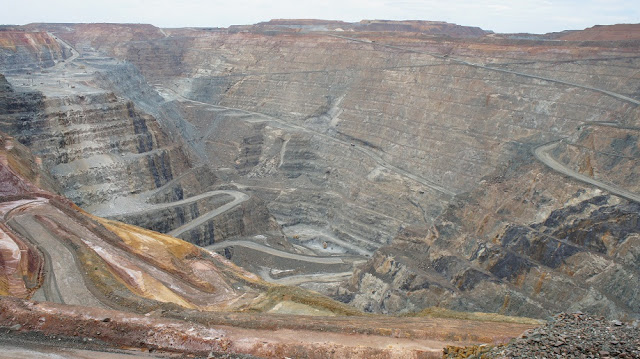 Kalgoorlie Gold mine, WA..JPG