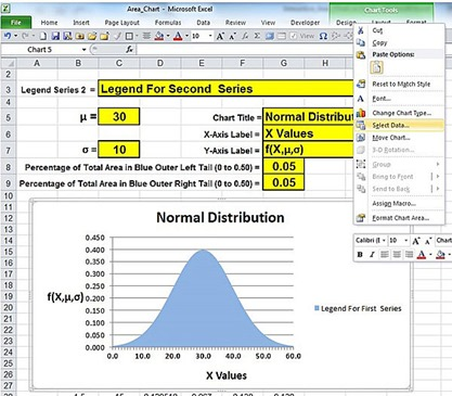 Excel Master Series Blog: Creating an Interactive Statistical