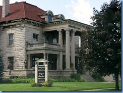 4268 Indiana - Mishawaka, IN - Lincoln Highway (State Route 933)(Lincolnway) - Beiger Mansion built 1903 - 1907