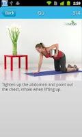 Screenshot of Ladies' Home Workout