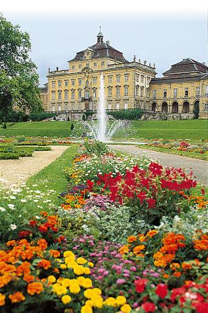 Imagini Germania: Stuttgart baroc