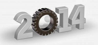 цифры 2014 года