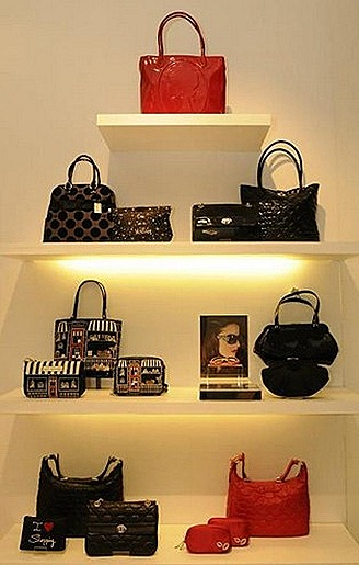 Lulu Guinness AW2011 2012 Collection Singapore Launch