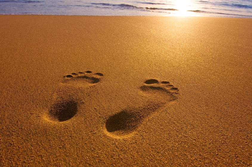 Footprints In The Sand Quote 7 Quotes Links
