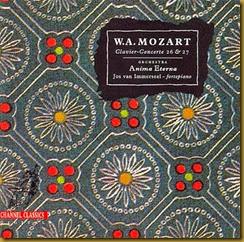 Mozart 27 Van Immerseel