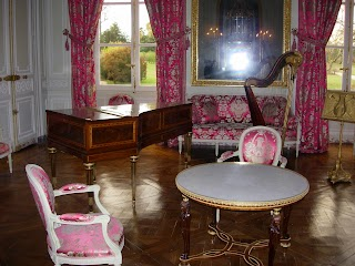 Salon de Musique au Petit Trianon à Versailles