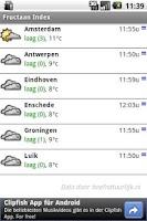 Screenshot of Fructaan Index