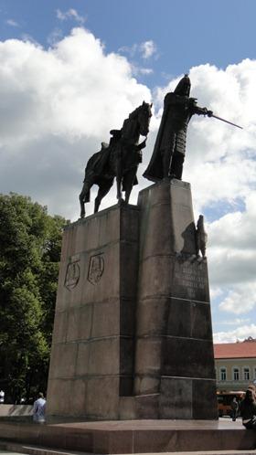 Estátua de Gediminas
