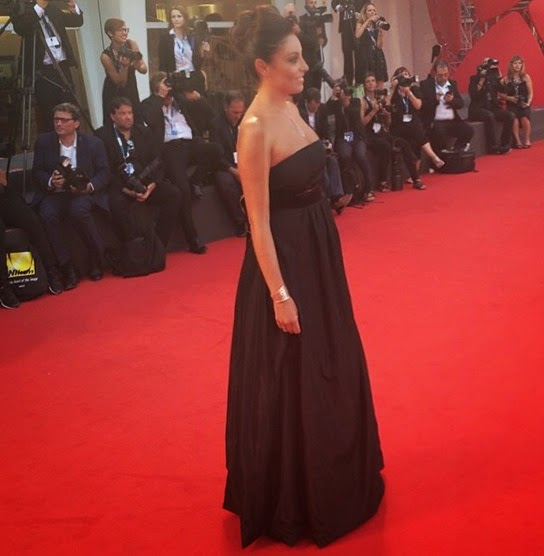 Venezia-71-red-carpet-vestito-zara-fashion-blogger