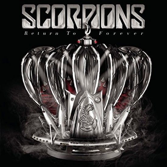 Scorpions – «Return to Forever» (2015)