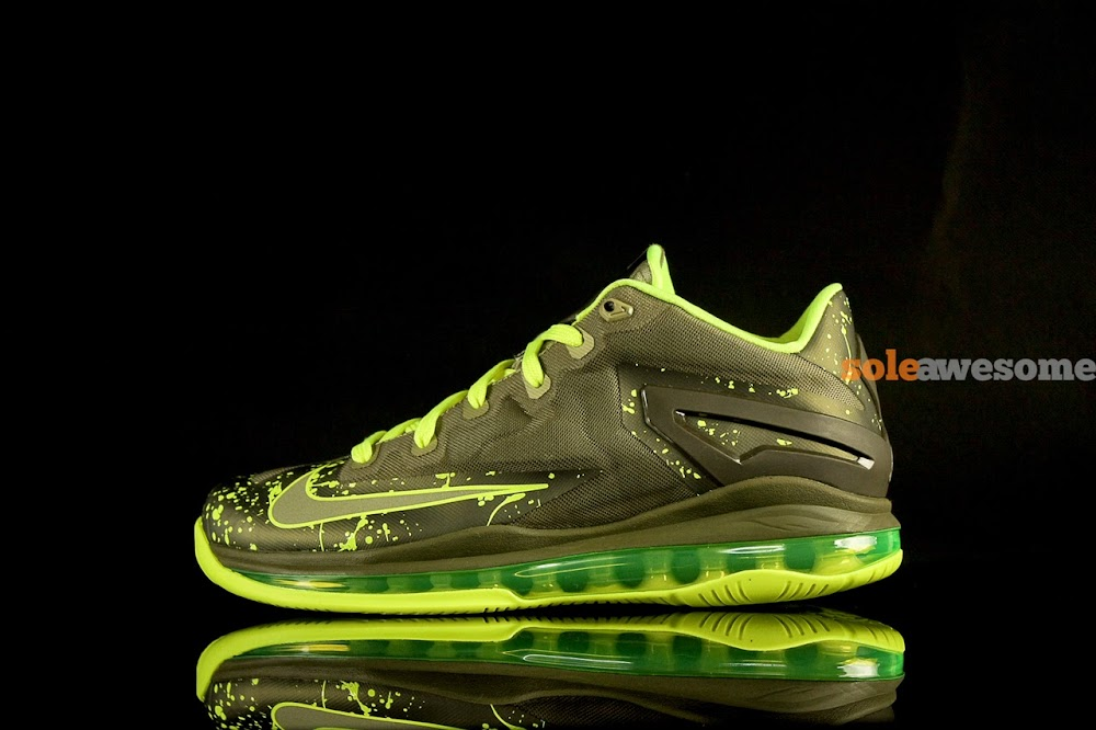 0d62a40175c6 ... Grade School Version of LeBron 11 Low Uses LeBron 8 V2 Outsole ...