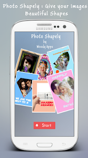 Photo Shapely - screenshot thumbnail