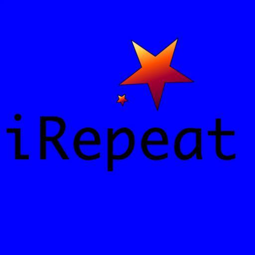 iRepeat LOGO-APP點子