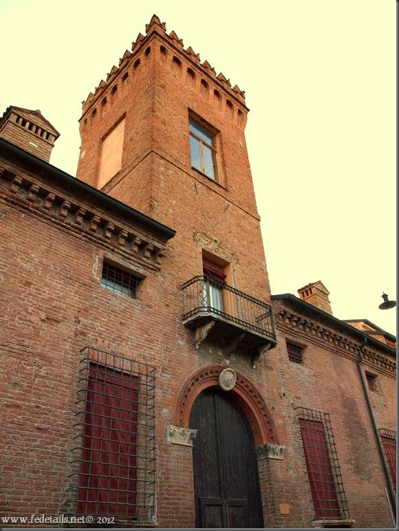 Palazzo Bonacossi, Ferrara, Italia - Bonacossi palace, Ferrara, Italy - Property and Copyright by www.fedetails.net