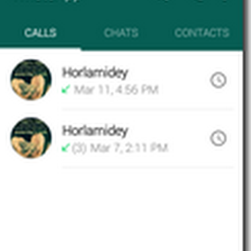 Latest  WhatsApp for Android Gets Material Design update