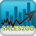 Sales2GO for Salesforce.com logo