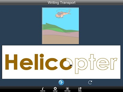 Writing Transport Word- screenshot thumbnail