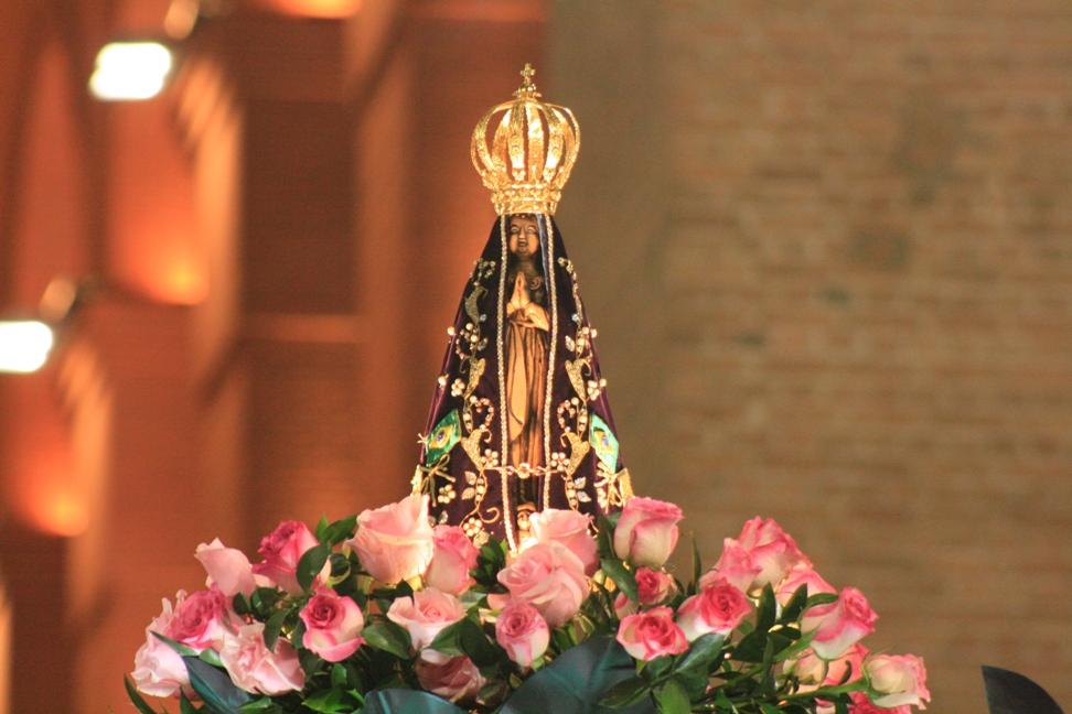 Querida Padroeira Do Brasil Abenç Frases Nossa Senhora: CIGANOS NA UMBANDA: NOSSA SENHORA APARECIDA