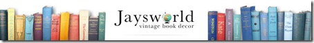 Jays World Vintage Books at Etsy